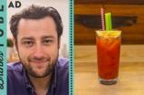 Red Snapper Gin Cocktail | Joel Fraser