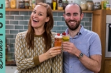 Beer Cocktail Challenge with MAMRIE HART! | Jonny Garrett