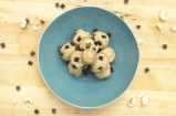 Raw Cookie Dough Protein Balls | Primal Will