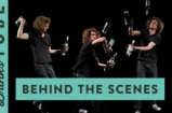 BEHIND THE SCENES! | Mojito Cocktail with Flair Bartending in 360-Degree Bullet Time
