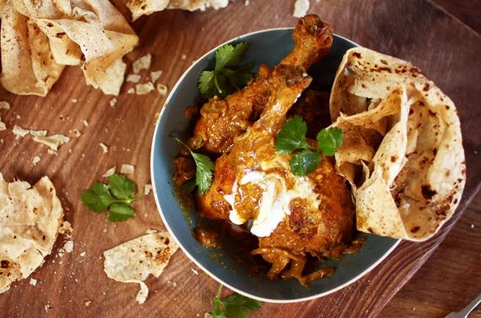 Quick Chicken Korma
