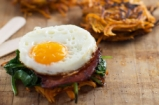 Breakfast Bacon Stacks | Dan Churchill
