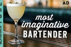 Jamie's Gin Cocktail Challenge | World's Most Imaginative Bartender | Jamie Oliver