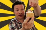 What's Jamie Eating Today? #18 | Peanut Butter & Jelly Cupcakes