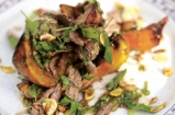 Roast duck & Pumpkin - Jamie at Home