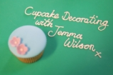 How to Decorate Cupcakes with Sugar Paste   Cupcake Jemma