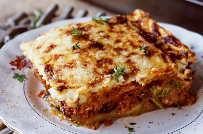 How To Make Greek Moussaka