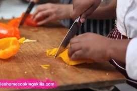 How to prepare a pepper - Jamie Oliver's Home Cooking Skills