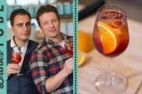 Negroni Sbagliato Cocktail | Jamie Oliver & Giuseppe Gallo