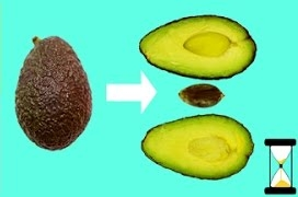 How To De-stone an Avocado