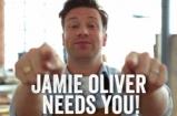 Jamie Oliver Needs YOU!