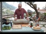 Gennaro cooks vegetarian Pumpkin Farfalle