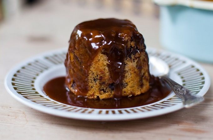 Chocolate Chip Banana Pudding with Donal Skehan