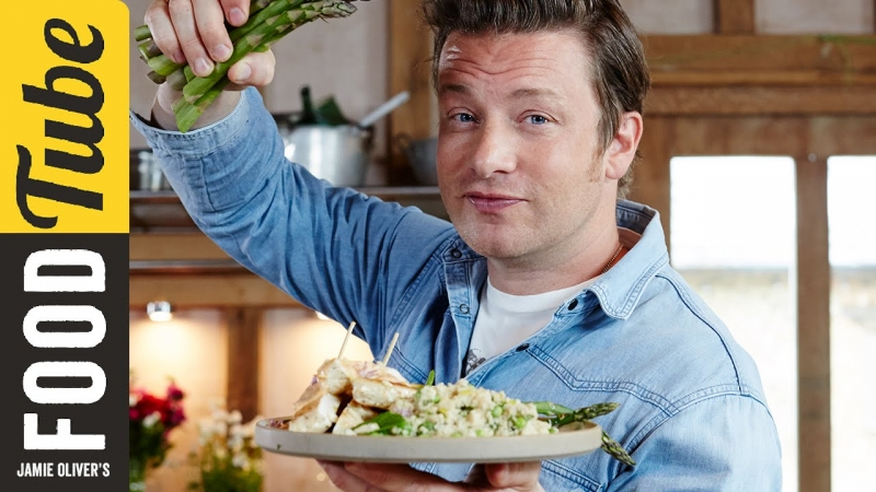 Chicken Lollipop Dippers | Jamie Oliver | Superfood Family Classics