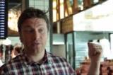 Chatting with Jamie Oliver as Jamie's Italian Gatwick opens