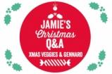 Jamie Oliver's Christmas Q&A #4 | Christmas Veggies & Gennaro