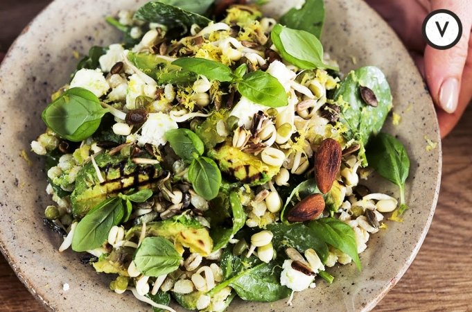 Light meals the healthiest salad youll eat this week forumfinder Image collections