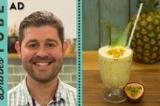 Brazilian Frozen Batida   Alcoholic Milkshake Cocktail   Rui Teixeira