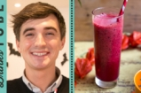 Blood Orange Soda for Halloween | Donal Skehan