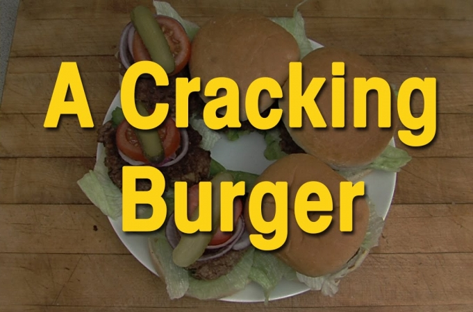 Jamie Oliver's Cracking Burger by EAT IT!