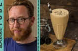 Dairy-Free Coffee Milkshake | Food Busker