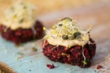 Beetroot & Feta Burgers | The Happy Pear @ The Big Feastival