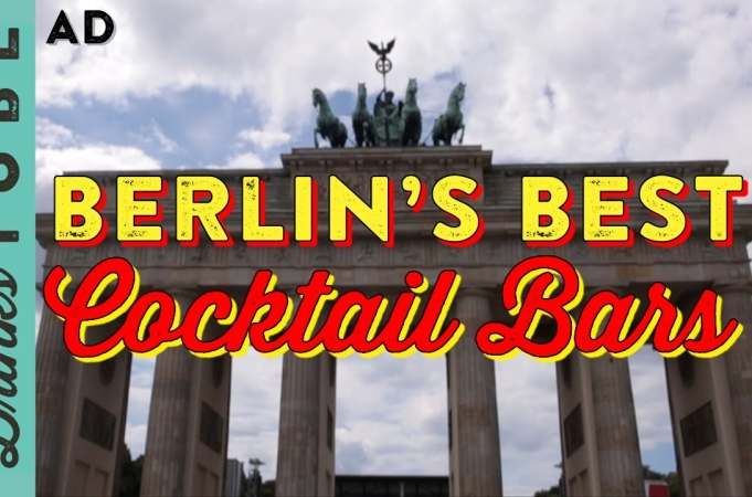 Berlin's Best Cocktail Bars
