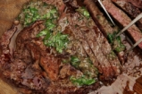 Grilled Steak with Chimichurri Sauce | DJ BBQ & Felicitas