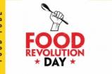 JAMIE OLIVER'S FOOD TUBE LIVE FOR FOOD REVOLUTION DAY