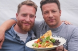 Mexican Style Breakfast Omelette | Live @ Feastival | Jamie Oliver & Food Busker