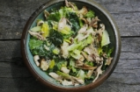 Grilled Chicken Caesar Salad | DJ BBQ