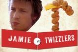 Jamie Vs Turkey Twizzlers | Food Tube Live