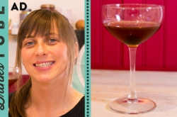 How to make a Manhattan Cocktail | Cocktail Kate