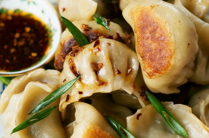 Traditional Potsticker Dumplings ??