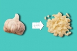 How To Chop Garlic | 1 Minute Tips | Jamie Oliver