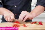 How To - prepare a fresh chilli, with Jamie Oliver