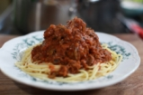 Simple Spaghetti and Meatballs | Kerryann Dunlop