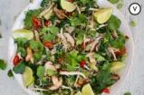Vegan Noodle Salad | Tim Shieff