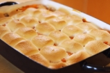 Mom's Famous Sweet Potato Casserole | George Motz