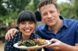 BBQ Pork Chops with Maple Rum Glaze   Jamie & Felicitas