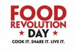 Food Tube goes LIVE all day on Food Revolution Day