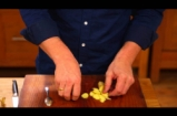 How to Peel Ginger | Jamie's 1 Minute Tips