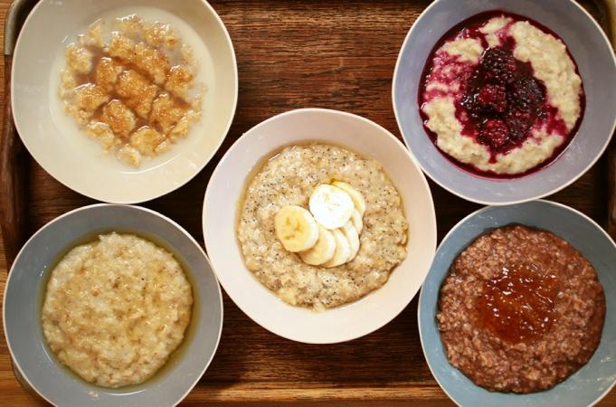 How to Make Perfect Porridge - 5 Ways