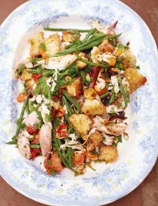 Epic roast chicken salad