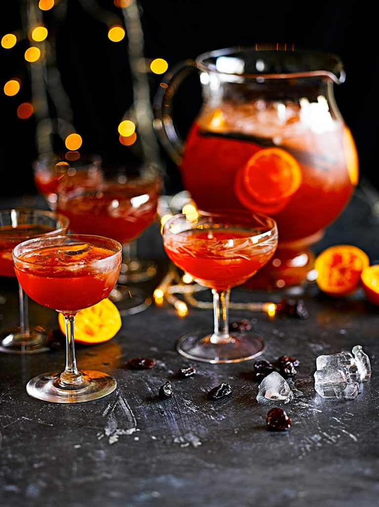 Exceptional Christmas Party Drinks Ideas Part - 10: Jamieu0027s Mulled Wine; Christmas Punch ...
