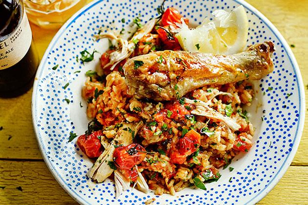 Ghana: Jamie's Jollof rice recipe | Jamie Oliver