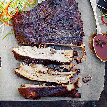 Ultimate barbecue food