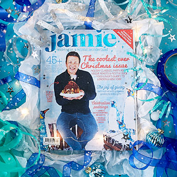 Save 35% off Jamie Magazine subscriptions