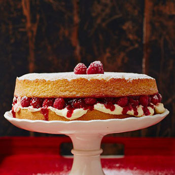 Recipes for an old-school afternoon tea