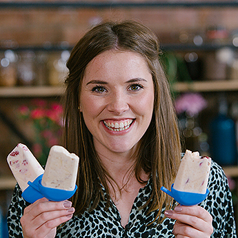 Check out Katie Pix's recipes for sensitive teeth